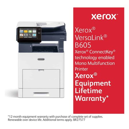 Xerox B605V_XL bij CDM-iT